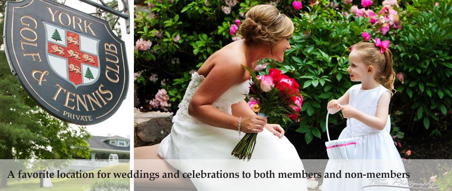 Weddings at YG&TC