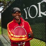 Head Tennis Pro, Kris Elien from St. Croix