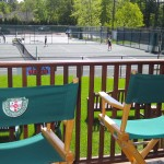 Tennis Deck Courts